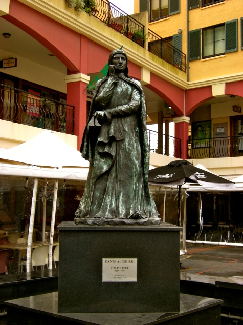 Statue of Donte