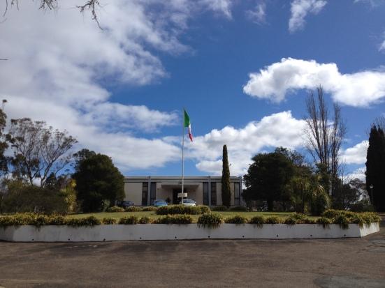 Italian Embassy in Canberra, Australia