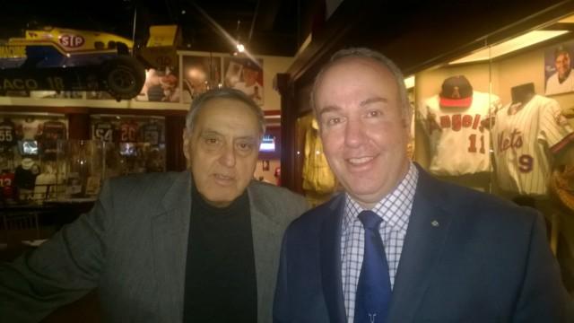 Geroge Randazzo and Robert Allegrini