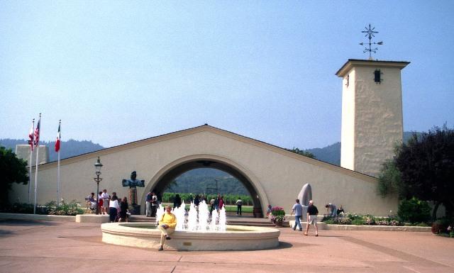 Robert Mondavi Winery Napa Valley, CA