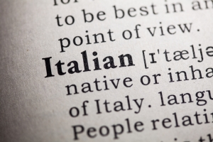 Italian definition