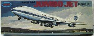 Pan Am Jumbo Jet
